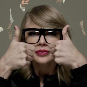 The Beatles record khumtu Taylor Swift