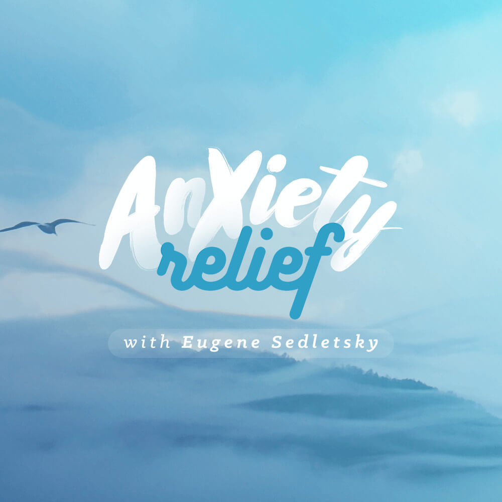 Anxiety Relief - Voice Only