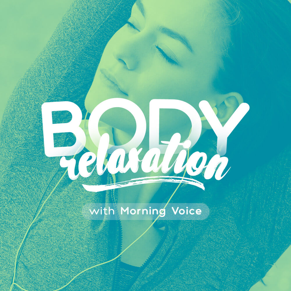 Body Relaxation - Voice Only