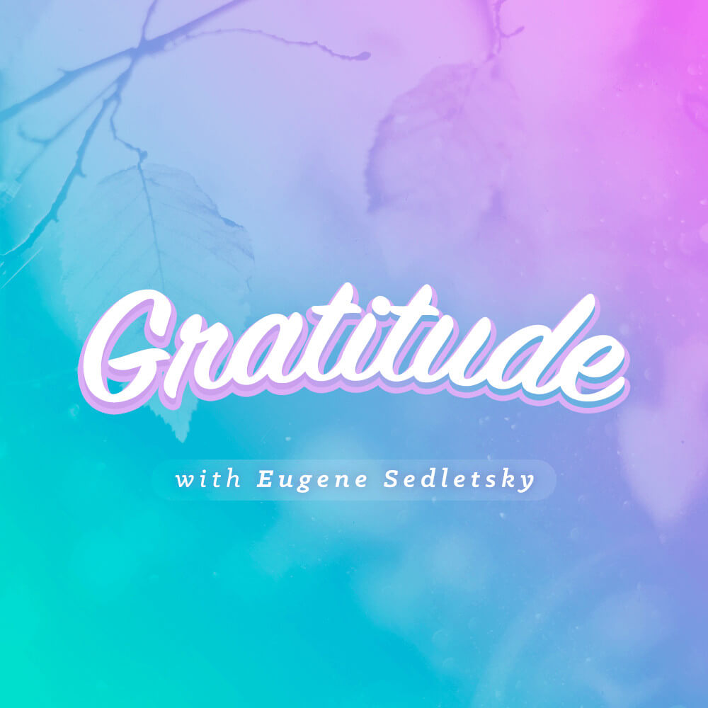 Gratitude - Voice Only