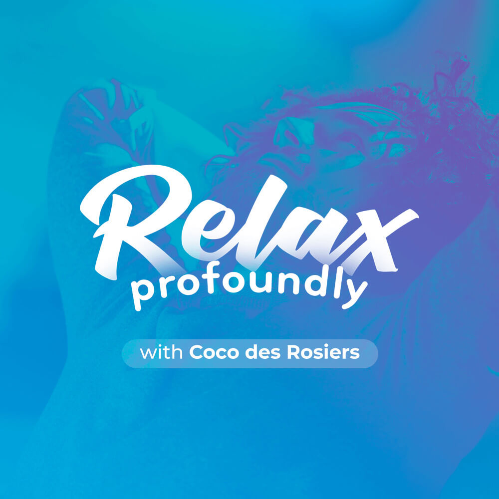 Relax Profoundly - Voice Only