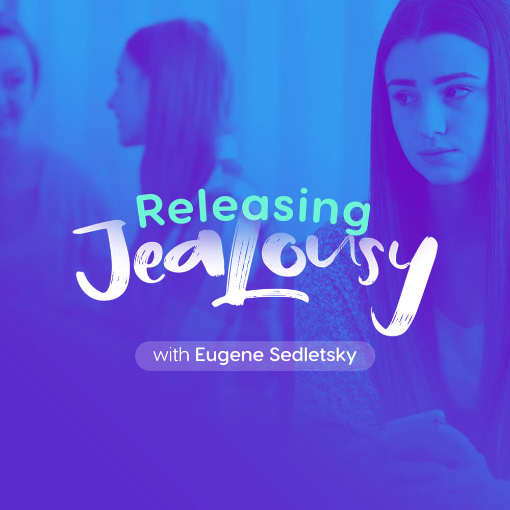 Releasing Jealousy - Voice Only