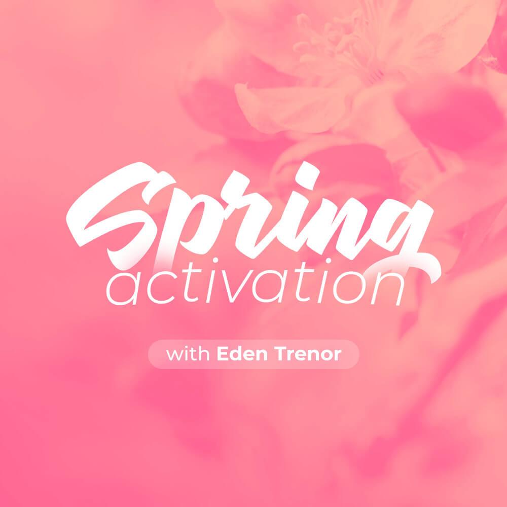 Meditation Spring Activation