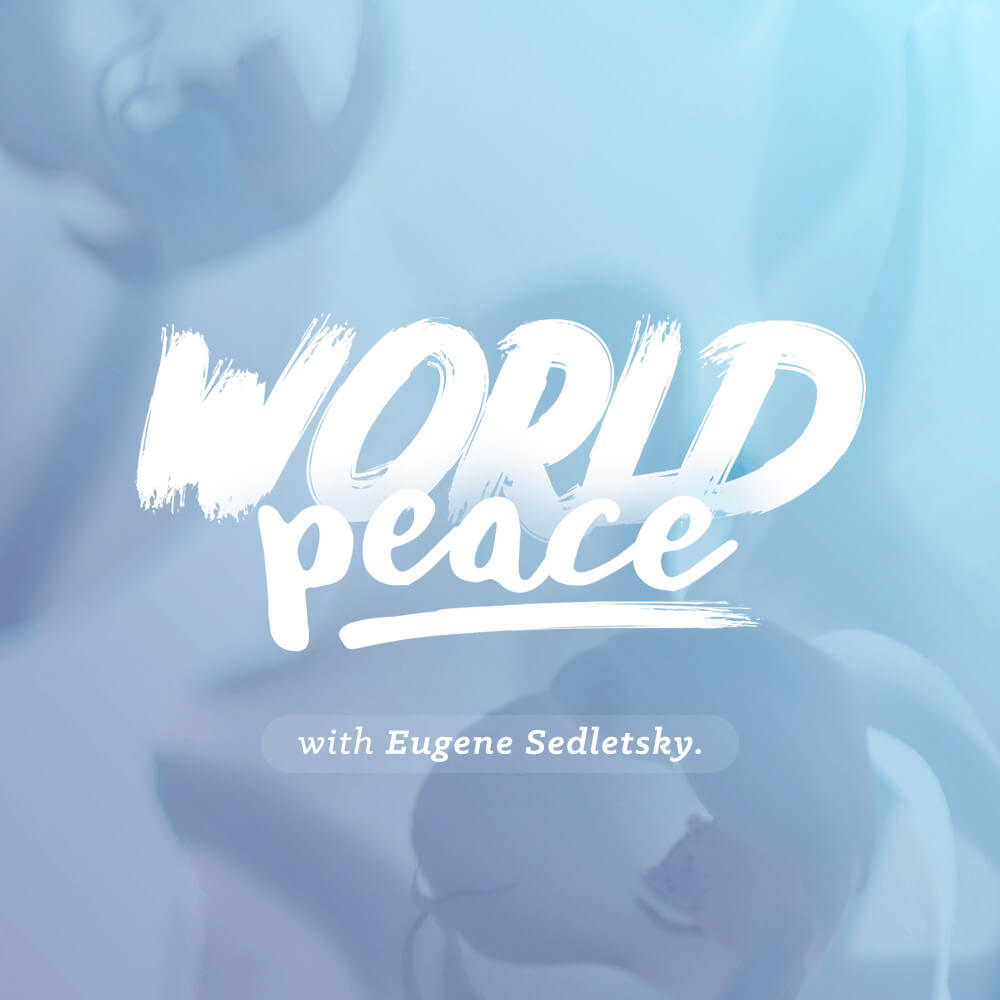 World Peace - Voice Only