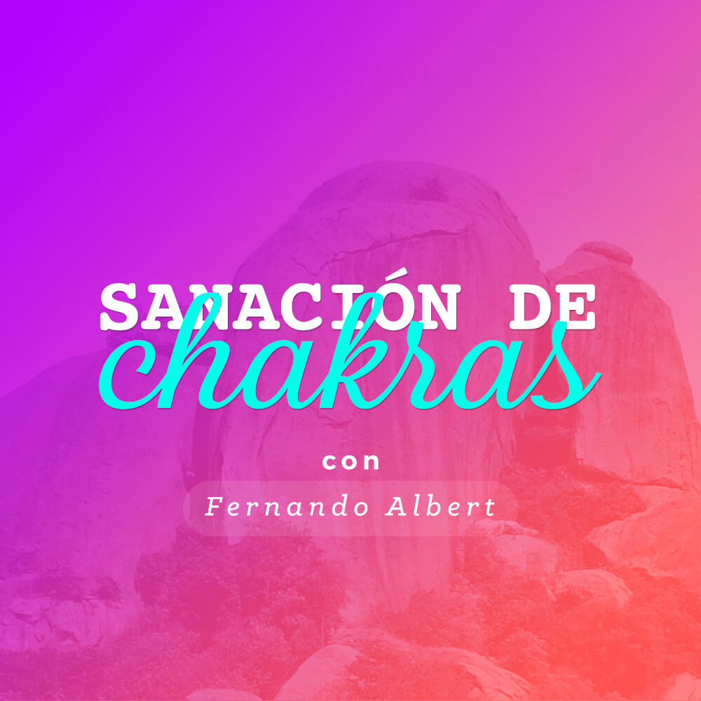 Meditación Sanación de Chakras