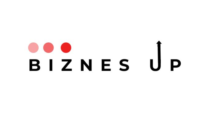 Biznes Up - newsletter logo