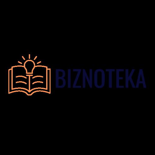 Biznoteka - newsletter logo