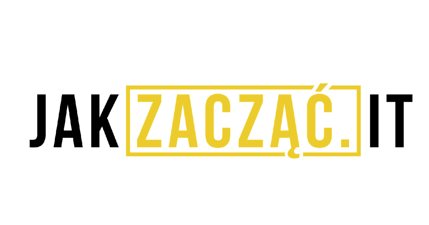 JakZacząć.IT - newsletter logo