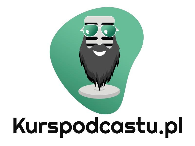 Kurspodcastu.pl - newsletter logo