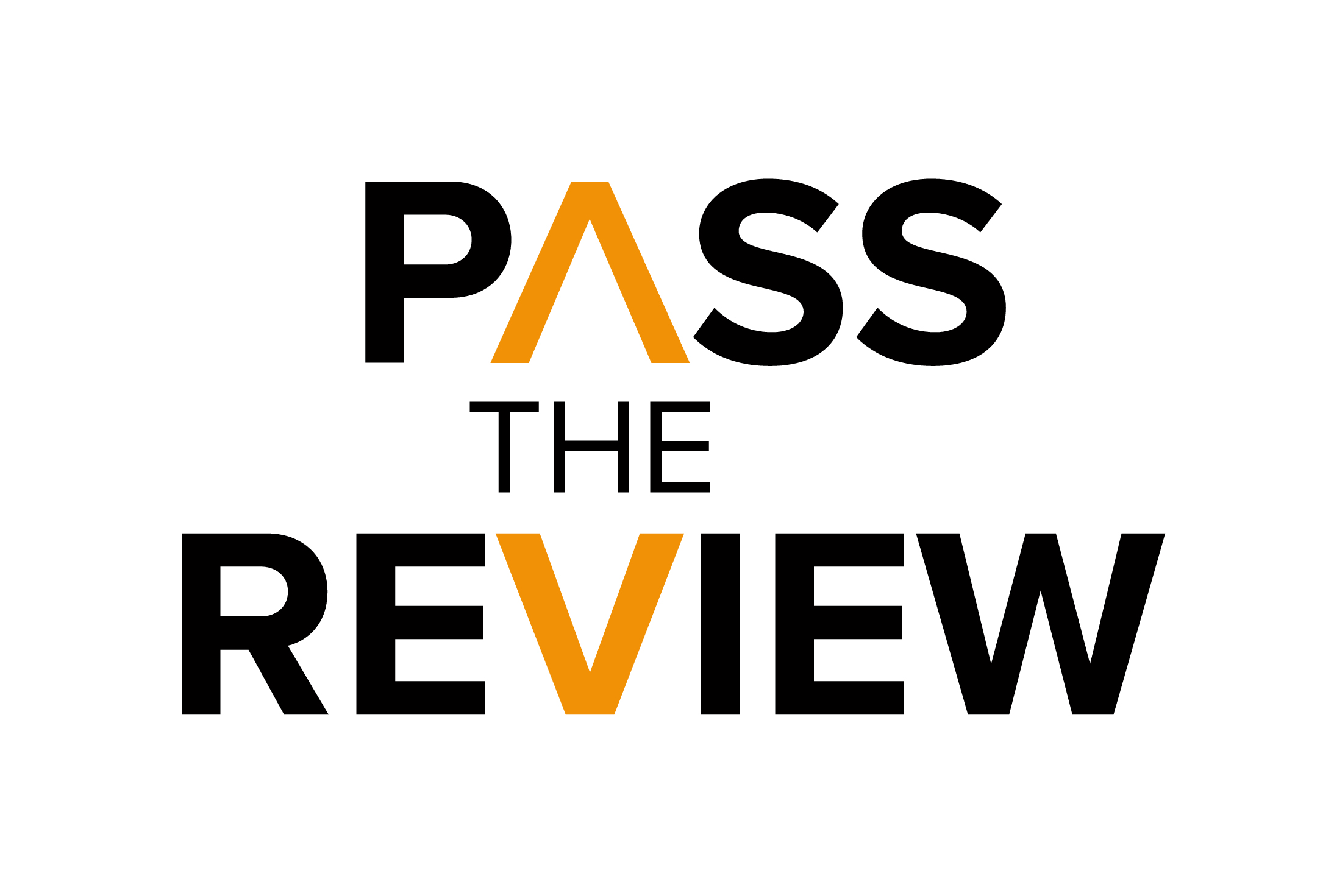 PassTheReview - newsletter logo