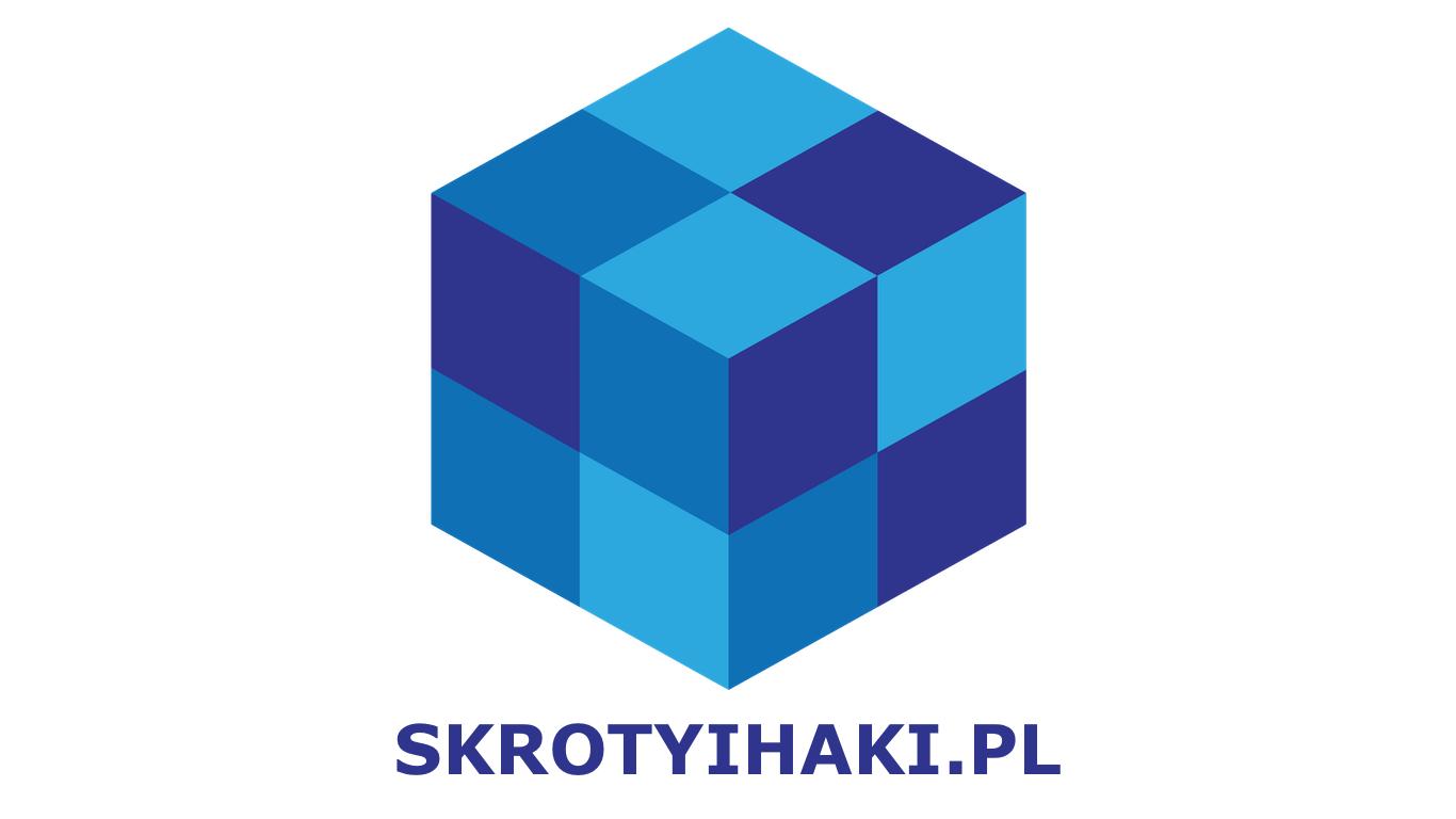 Skróty i Haki  - newsletter logo