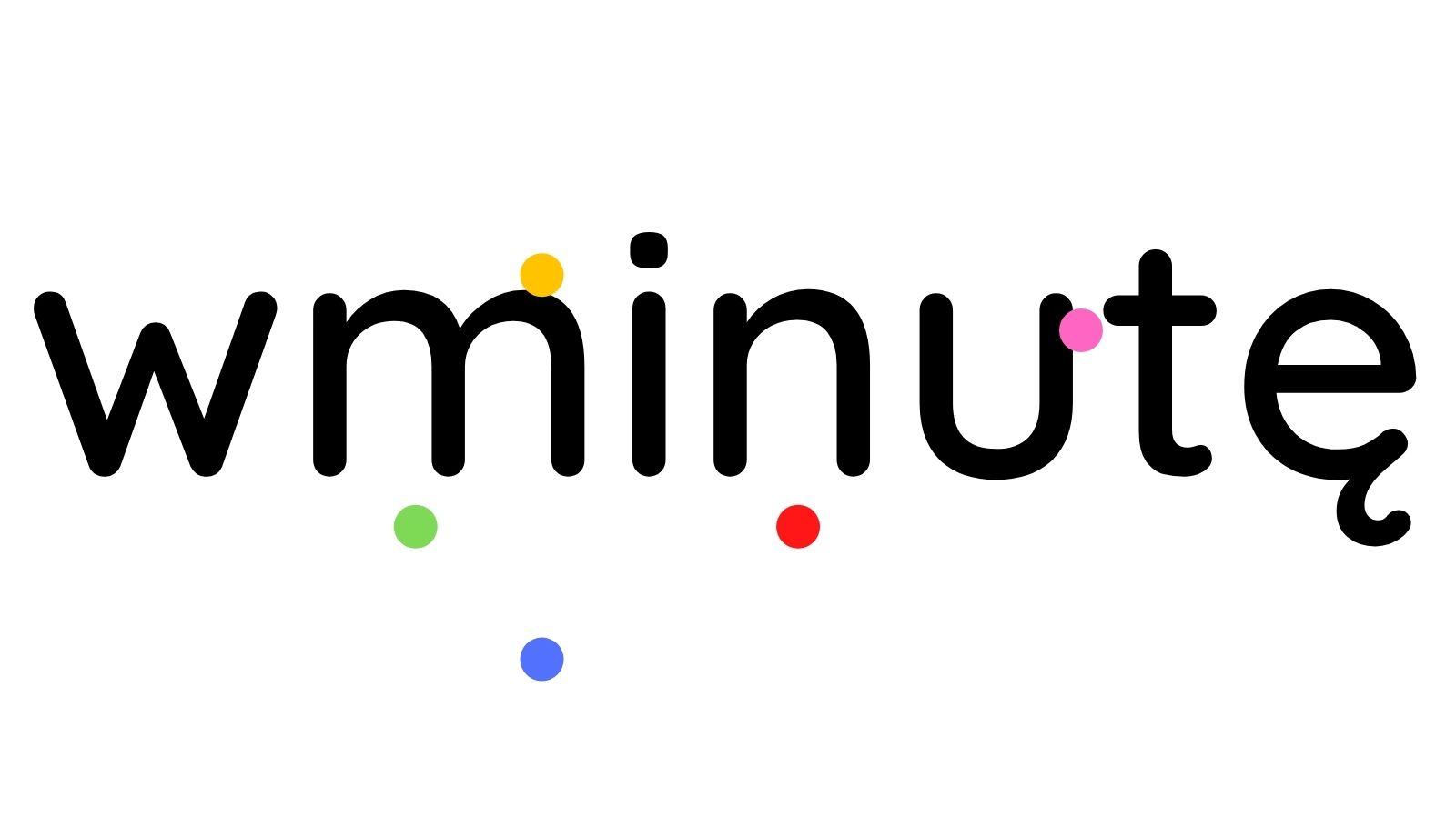 wMinutę - newsletter logo