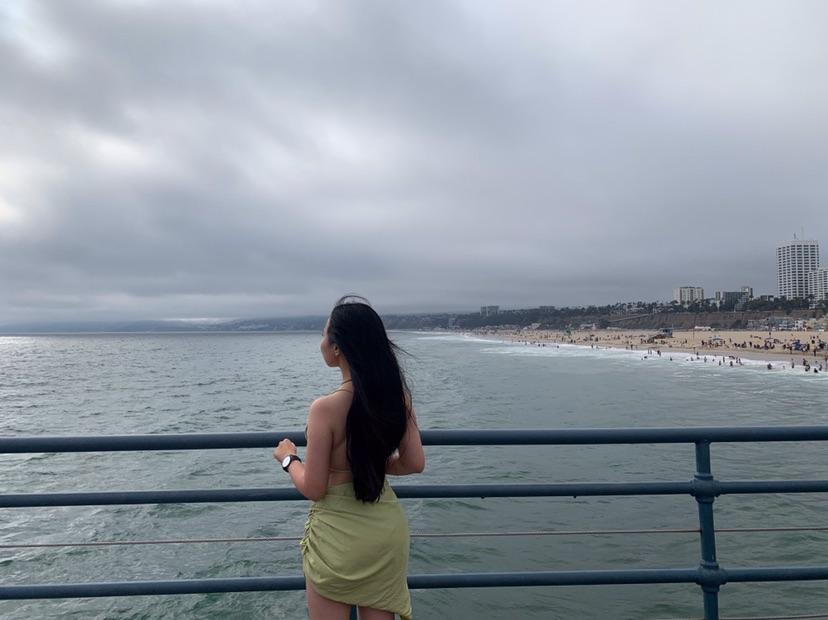 Santa Monica海边 图1