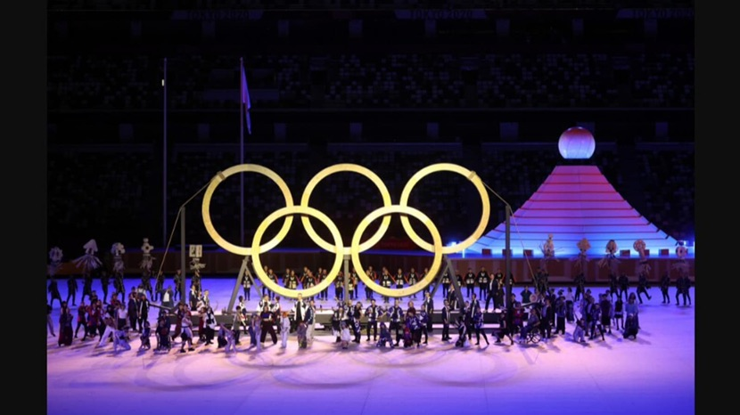 你们都在哪看的奥运呀?🤯