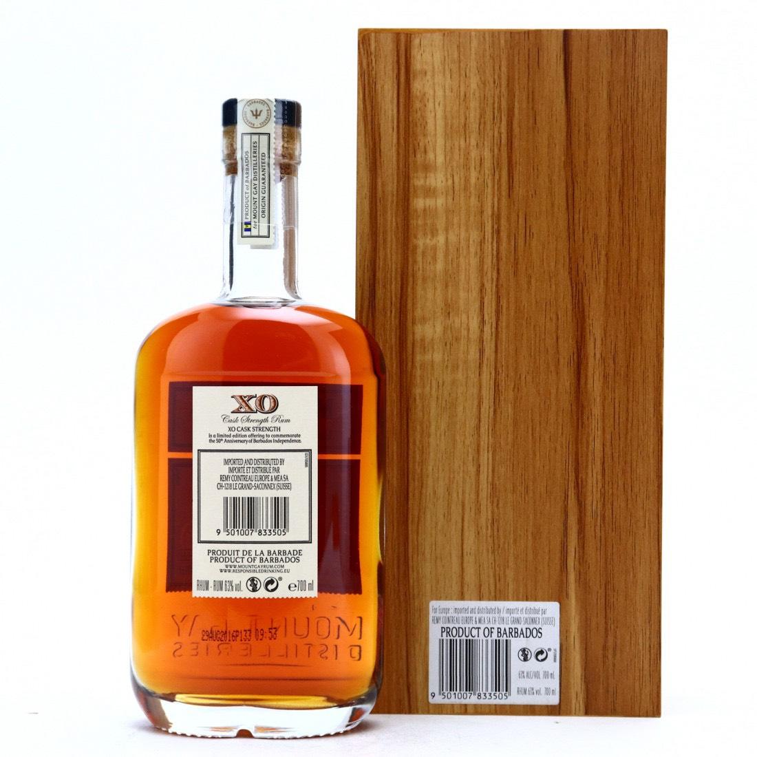 Bottle image of Extra Old XO Rum