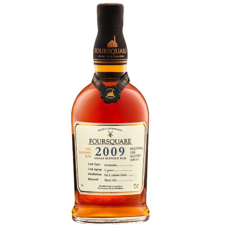 Bottle image of Exceptional Cask Selection XVII 2009