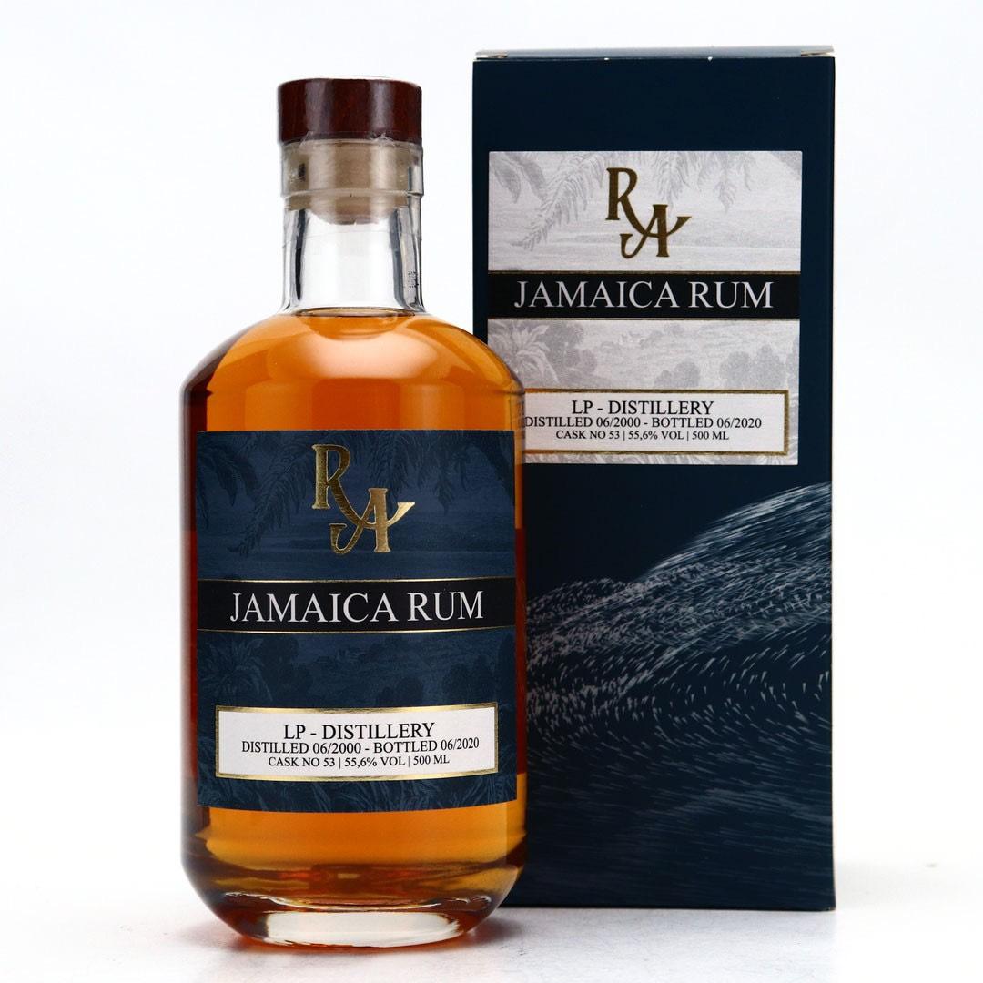 Bottle image of Rum Artesanal Jamaica Rum VRW
