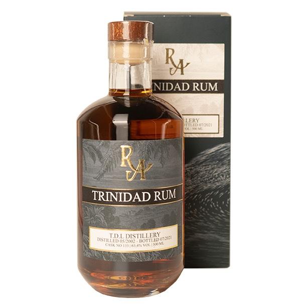 Bottle image of Rum Artesanal Trinidad Rum