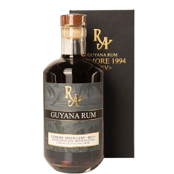 Bottle image of Rum Artesanal Guyana Rum <REV>