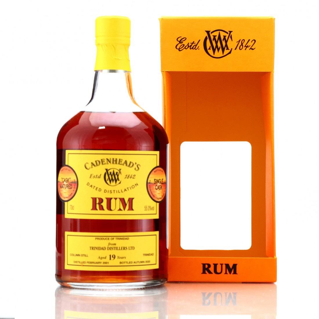 Bottle image of Trinidad Distillers LTD