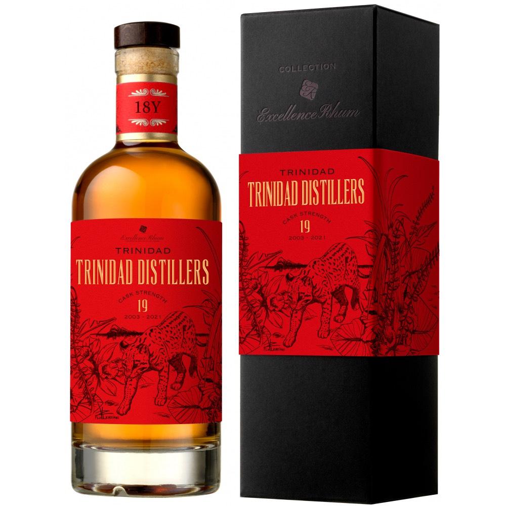 Bottle image of Trinidad Distillers