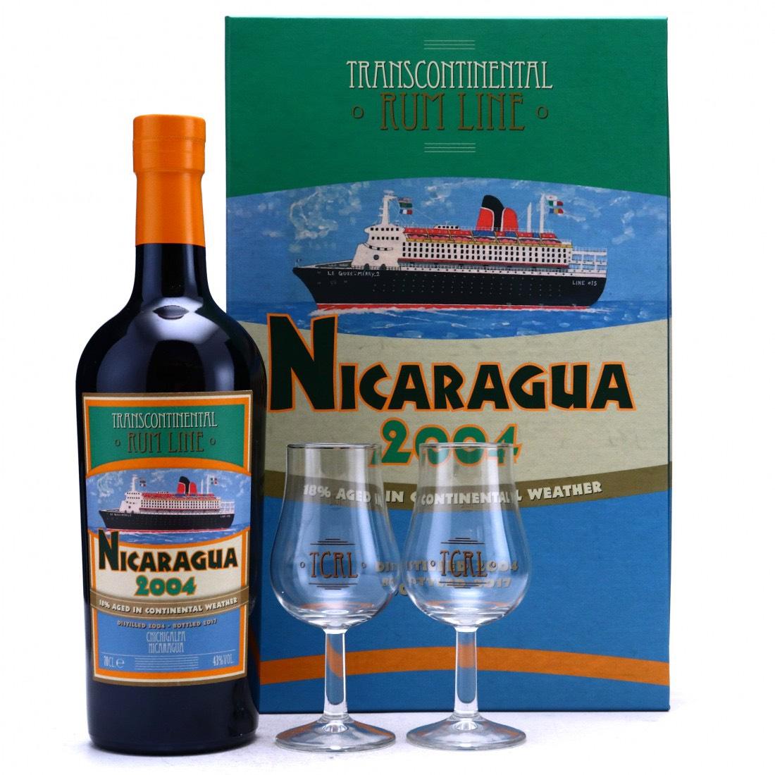 Bottle image of Nicaragua