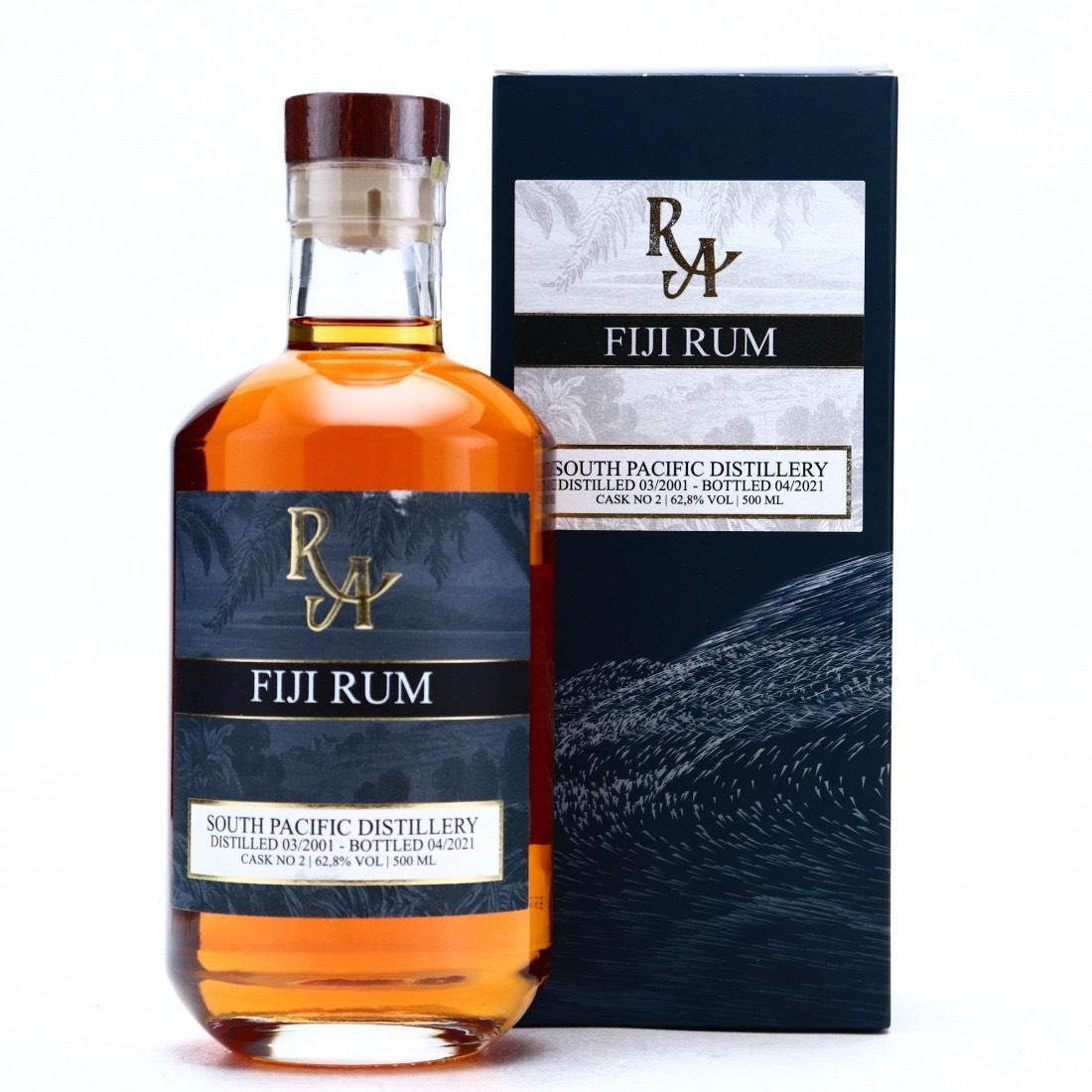 Bottle image of Rum Artesanal Fiji Rum