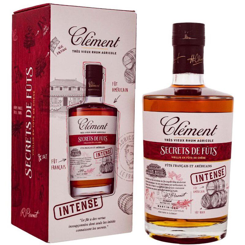 Bottle image of Clément Secrets de fûts (Intense)