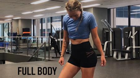 Activity image of Quick Full Body Gym Sesh