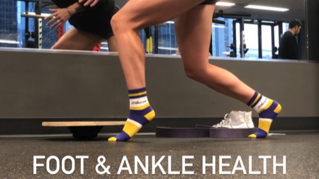 Activity image of Foot & Ankle Health