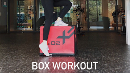 Activity image of Box Workout