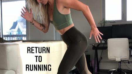 Activity image of Return To Running